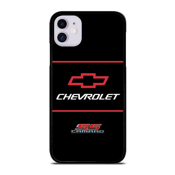 CHEVROLET CAMARO SS LOGO iPhone 11 Case