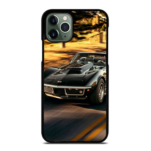 CHEVROLET CORVETTE CLASSIC CAR iPhone 11 Pro Max Case