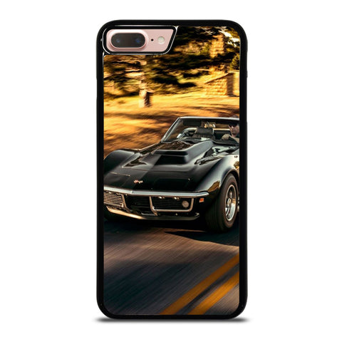 CHEVROLET CORVETTE CLASSIC CAR iPhone 7 / 8 Plus Case