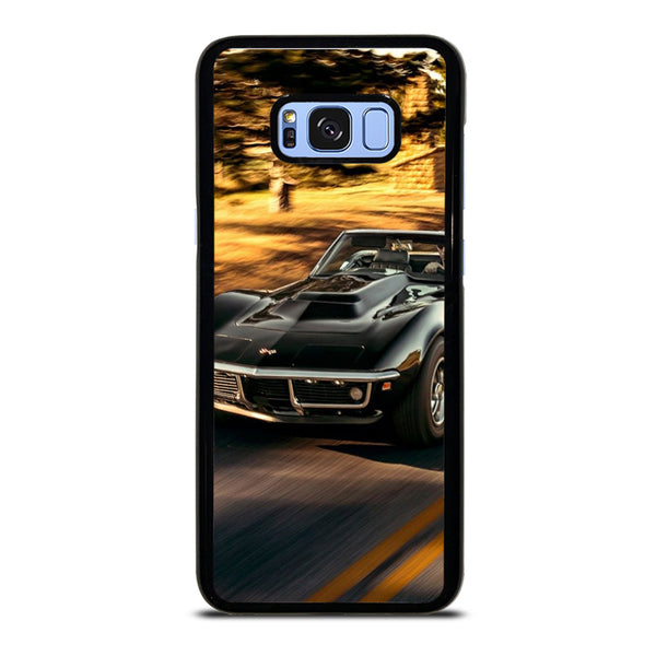 CHEVROLET CORVETTE CLASSIC CAR Samsung Galaxy S8 Plus Case