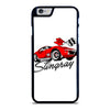 CHEVY RED CAR CARTOON iPhone 6 / 6S Case