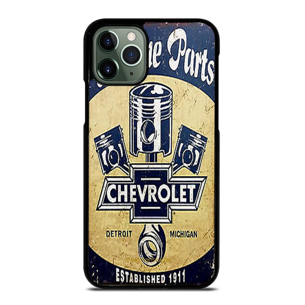CHEVY RETRO CAR POSTER iPhone 11 Pro Max Case