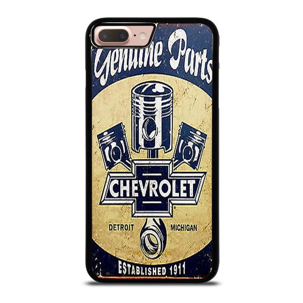 CHEVY RETRO CAR POSTER iPhone 7 / 8 Plus Case