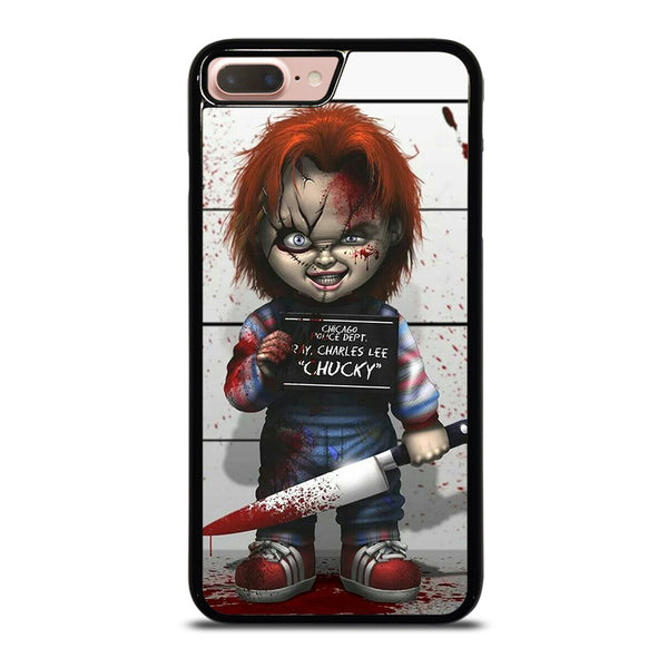 CHUCKY DOLL WITH KNIFE iPhone 7 / 8 Plus Case