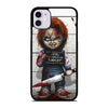 CHUCKY DOLL WITH KNIFE iPhone 11 Case