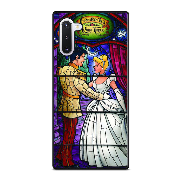 CINDERELLA ART GLASSES Samsung Galaxy Note 10 Case