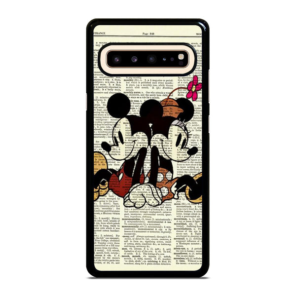 CLASSIC MICKEY AND MINNIE MOUSE Samsung Galaxy S10 5G Case