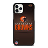 CLEVELAND BROWNS #1 iPhone 11 Pro Case