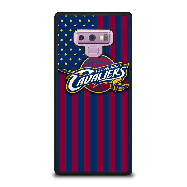 CLEVELAND CAVALIERS 1 Samsung Galaxy Note 9 Case