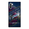 CLEVELAND CAVALIERS 2 Samsung Galaxy Note 10 Case