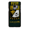 CLUB LEON FOOTBALL #4 Samsung Galaxy S9 Case
