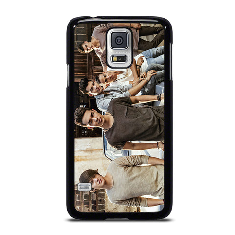 CNCO GROUP #1 Samsung Galaxy S5 Case