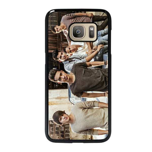 CNCO GROUP #1 Samsung Galaxy S7 Case