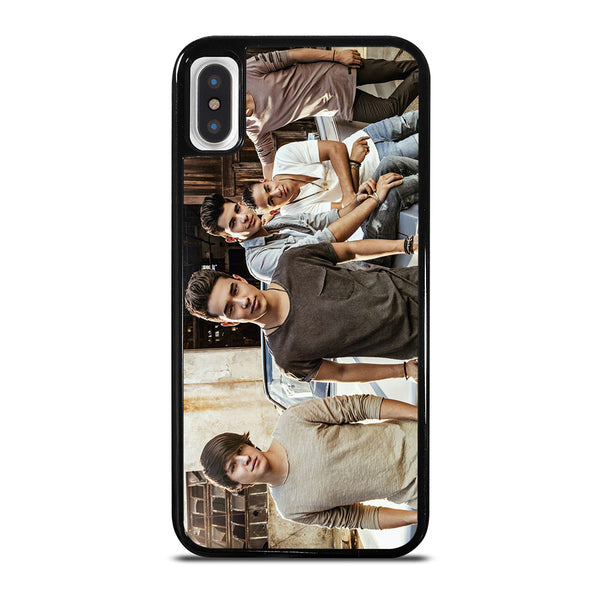 CNCO GROUP #1 iPhone X / XS Case