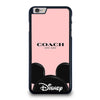 COACH NEW YORK DISNEY #1 iPhone 6 / 6S Plus Case