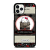 COACH NEW YORK KITTY iPhone 11 Pro Case