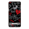 COACH POPPY BLACK Samsung Galaxy S9 Case