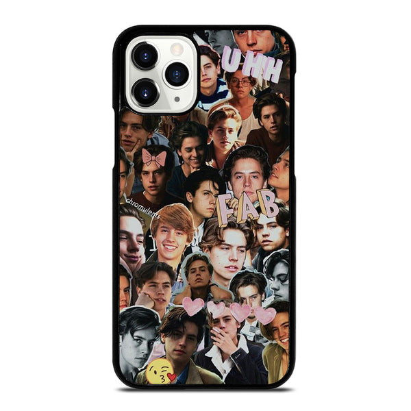 COLE SPROUSE COLLAGE iPhone 11 Pro Case