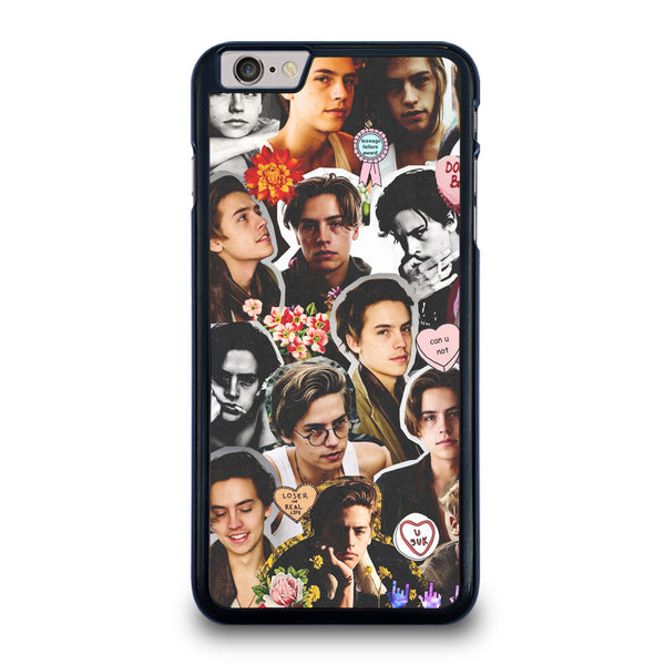 COLE SPROUSE COLLAGE #2 iPhone 6 / 6S Plus Case