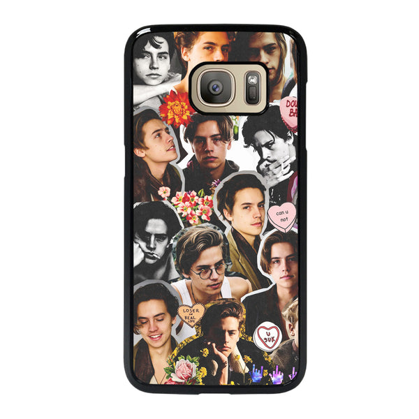 COLE SPROUSE COLLAGE #2 Samsung Galaxy S7 Case