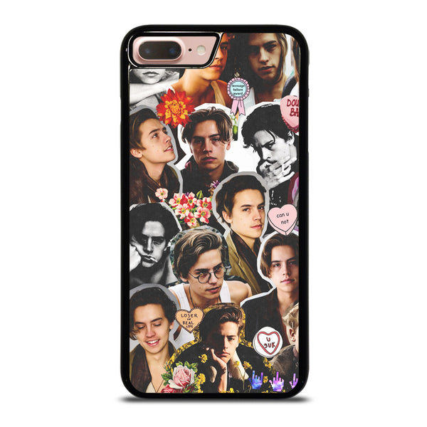COLE SPROUSE COLLAGE #2 iPhone 7 / 8 Plus Case