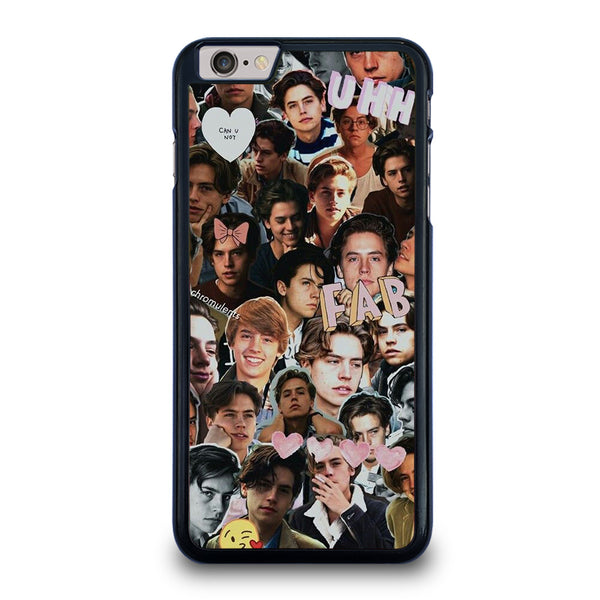 COLE SPROUSE COLLAGE iPhone 6 / 6S Plus Case