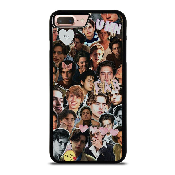 COLE SPROUSE COLLAGE iPhone 7 / 8 Plus Case