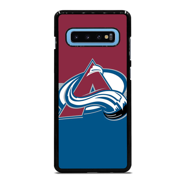 COLORADO AVALANCHE LOGO 1 Samsung Galaxy S10 Plus Case