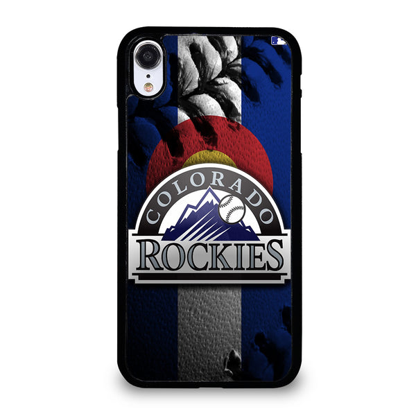 COLORADO ROCKIES 2 iPhone XR Case