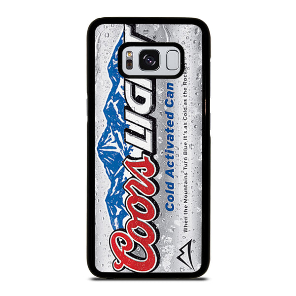 COORS LIGHT BEER #3 Samsung Galaxy S8 Case