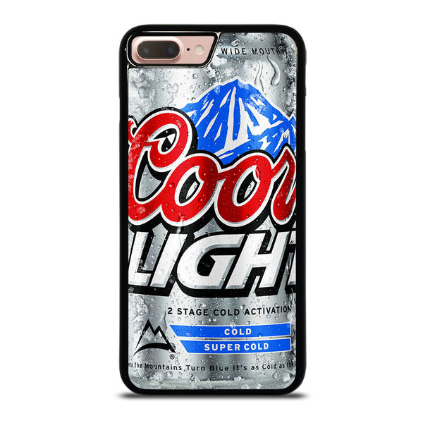 COORS LIGHT BEER #4 iPhone 7 / 8 Plus Case