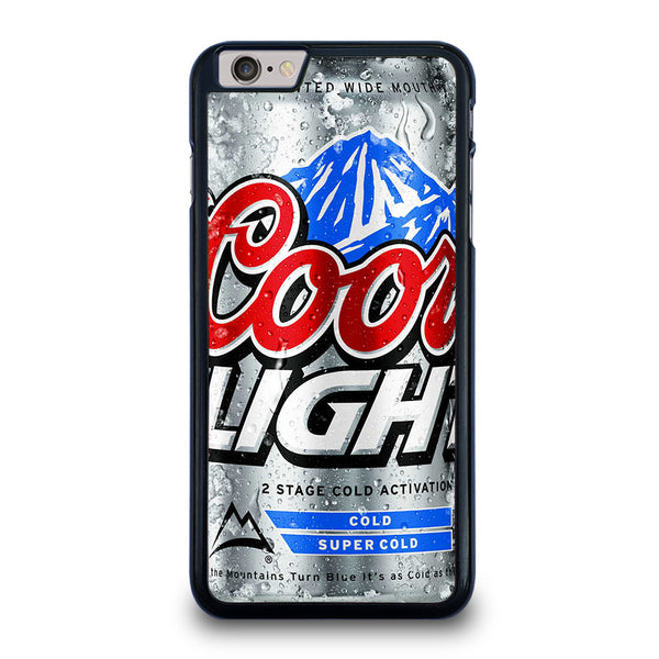 COORS LIGHT BEER #4 iPhone 6 / 6S Plus Case