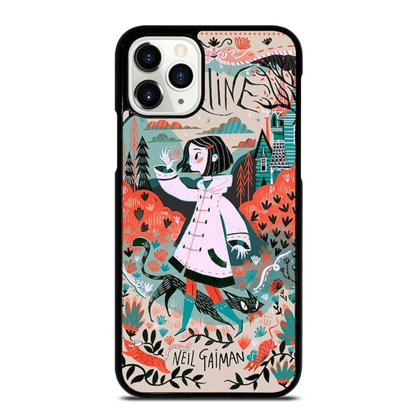 CORALINE CARTOON #1 iPhone 11 Pro Case