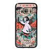 CORALINE CARTOON #1 Samsung Galaxy S7 Case
