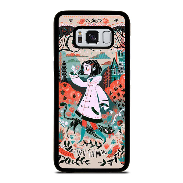 CORALINE CARTOON #1 Samsung Galaxy S8 Case