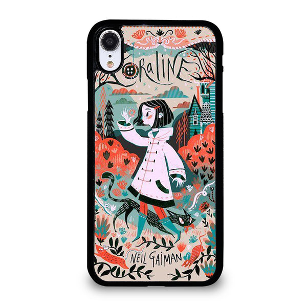 CORALINE CARTOON #1 iPhone XR Case