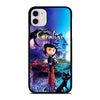 CORALINE CARTOON #2 iPhone 11 Case