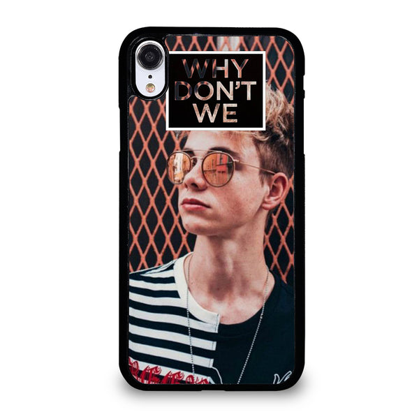 CORBYN BESSON WHY DON'T WE #3 iPhone XR Case