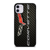 CORVETTE CARBON iPhone 11 Case