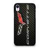CORVETTE CARBON iPhone XR Case