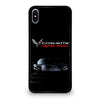 CORVETTE RACING iPhone XS Max Case