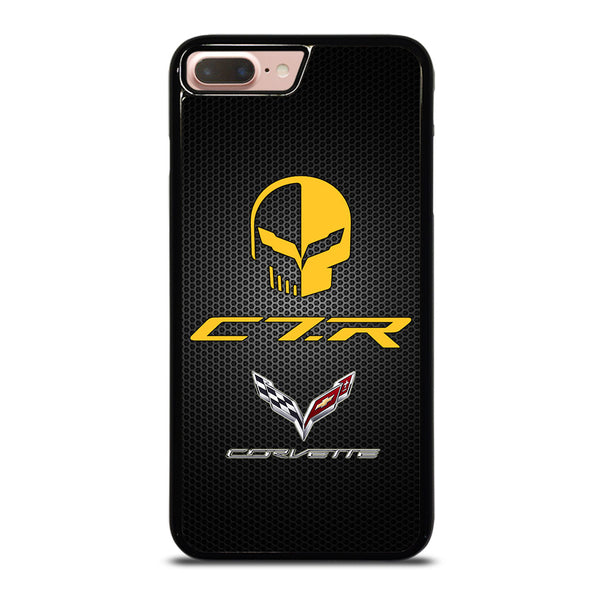 CORVETTE RACING JAKE SKULL iPhone 7 / 8 Plus Case
