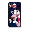 COURAGE THE COWARDLY DOG iPhone XR Case