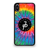 COVER THE RAINBOW JAKE PAUL iPhone XS Max Case