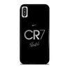 CR7 CRISTIANO RONALDO LOGO 3 iPhone X / XS Case