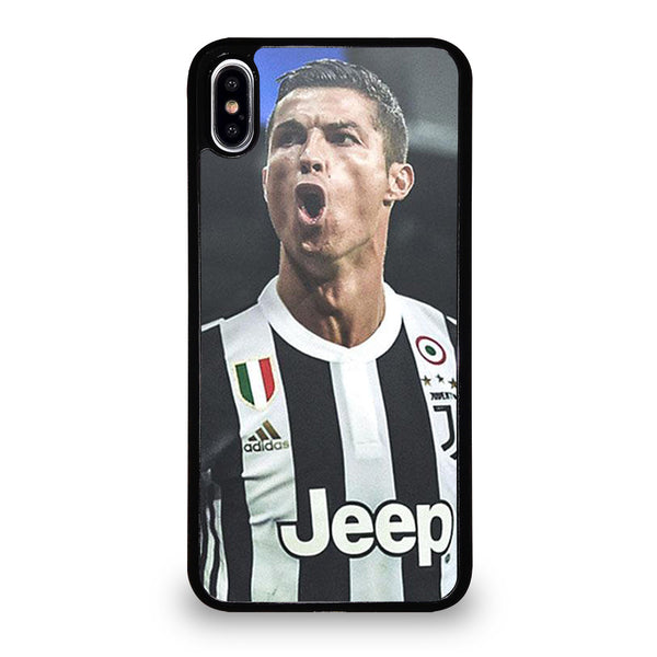 CRISTIANO RONALDO CR7 JUVENTUS #1 iPhone XS Max Case