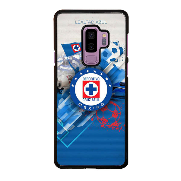 CRUZ AZUL DEPORTIVO Samsung Galaxy S9 Plus Case