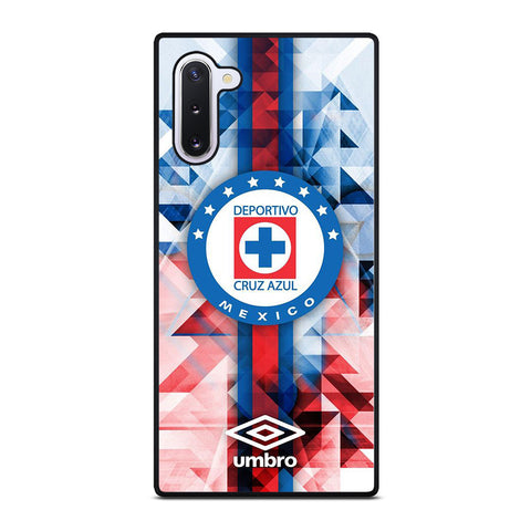 CRUZ AZUL DEPORTIVO 1 Samsung Galaxy Note 10 Case