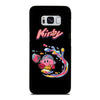 CUTE KIRBY PAINT CHARACTERS #1 Samsung Galaxy S8 Case