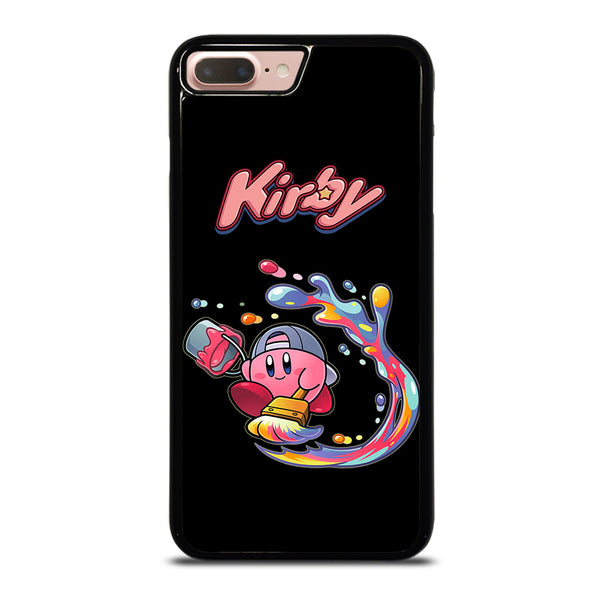 CUTE KIRBY PAINT CHARACTERS #1 iPhone 7 / 8 Plus Case